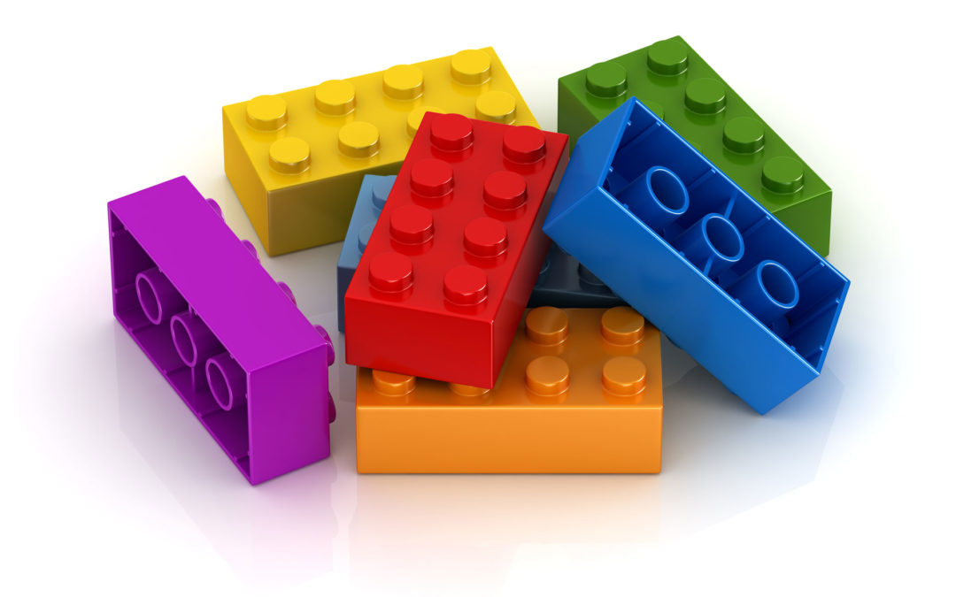 Lego Introductions